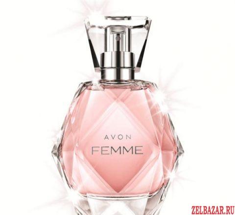 """Avon Парфюмерная вода """"Femme"""",  50 мл"""