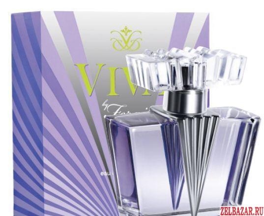 "Avon Парфюмерная вода ""Viva by Fergie"",  50 мл"