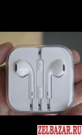 EarPods с разъёмом 3. 5 мм
