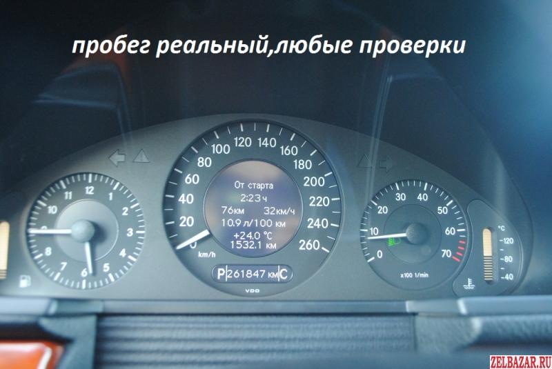 Mercedes-Benz E200 Kompressor