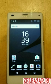 Sony Xperia Z3 compact белый