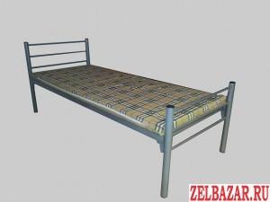 Армейские металлические одноярусные кровати для больниц,   бытовок,   общежитий,