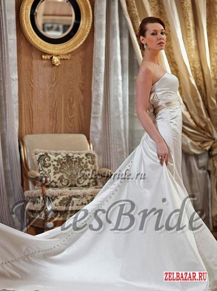 Арт-студия свадебного платья  и прически