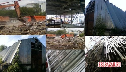 Демонтаж домов,  снос строений Московская область