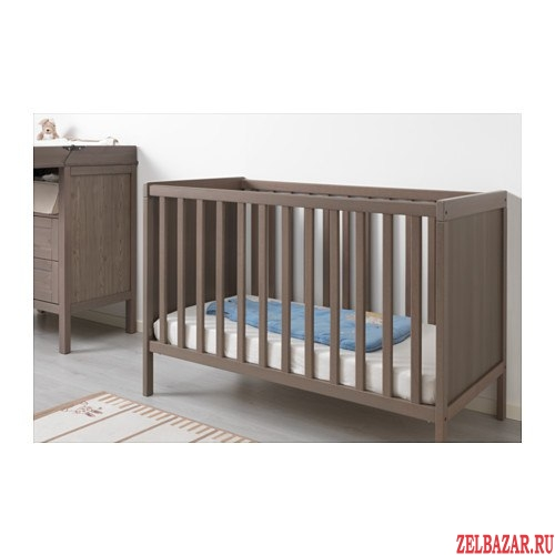 Детская кроватка для малышей IKEA - СУНДВИК