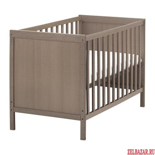 Детская кроватка для малышей IKEA