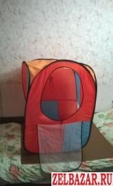 Детская палатка-домик в Зеленограде