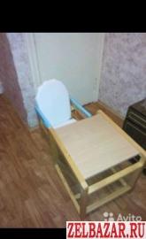 Детский стол- стульчик