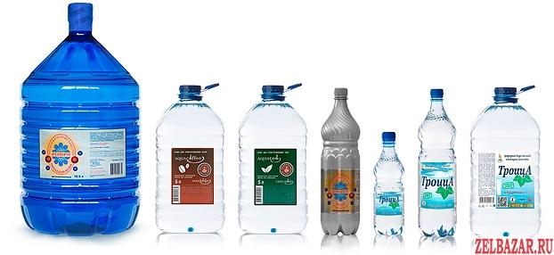 Доставка Воды высшей категории