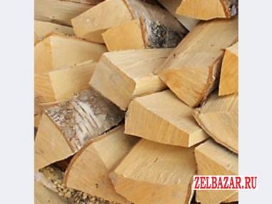 дрова берёзовые в солнечногорске зеленограде химки