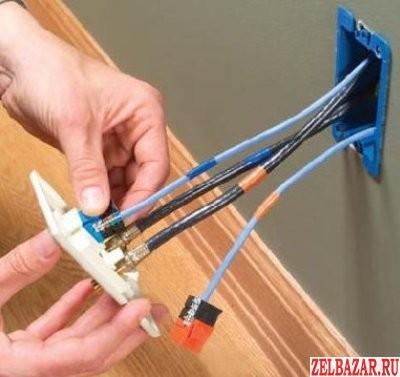 Электромонтаж,  ремонт,  профессионально,  недорого