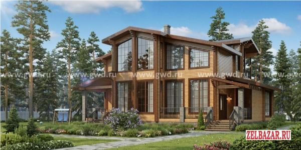 Гуд Вуд / Good - Строительство деревянных домов из клееного бруса