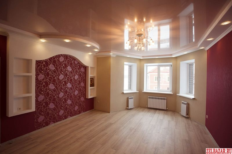 Капитальный ремонт + мебель на заказ