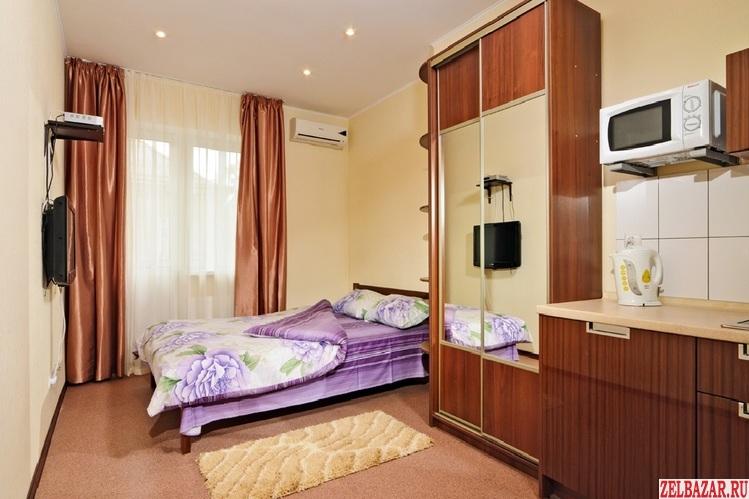 Комната в новом общежитии