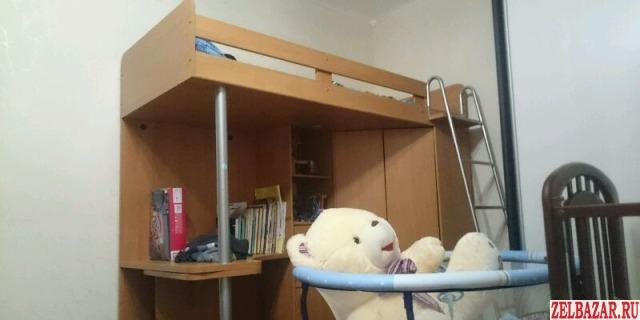 Кровать двухъярусная,  Зеленоград