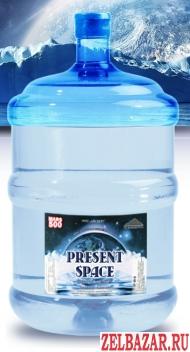"""Купить воду """"Present Space"""""""