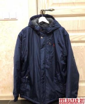 Куртка мужская новая US Polo assn,  p. 50-52