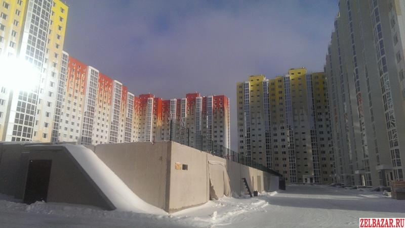 Квартиры-студии от ЖК-Зеленоградский