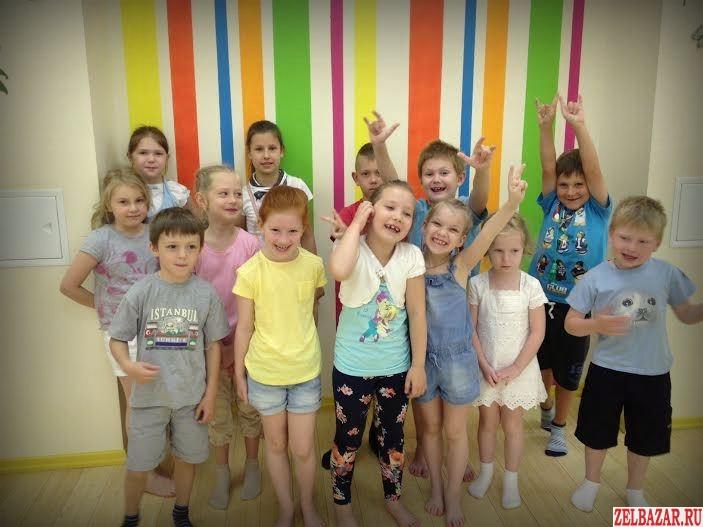 Летний детский лагерь kinder холл