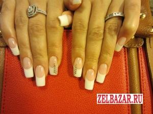 Маникюр,  наращивание ногтей в Зеленограде