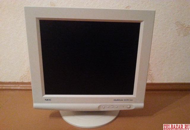 Монитор 17 NEC MultiSync LCD1700V