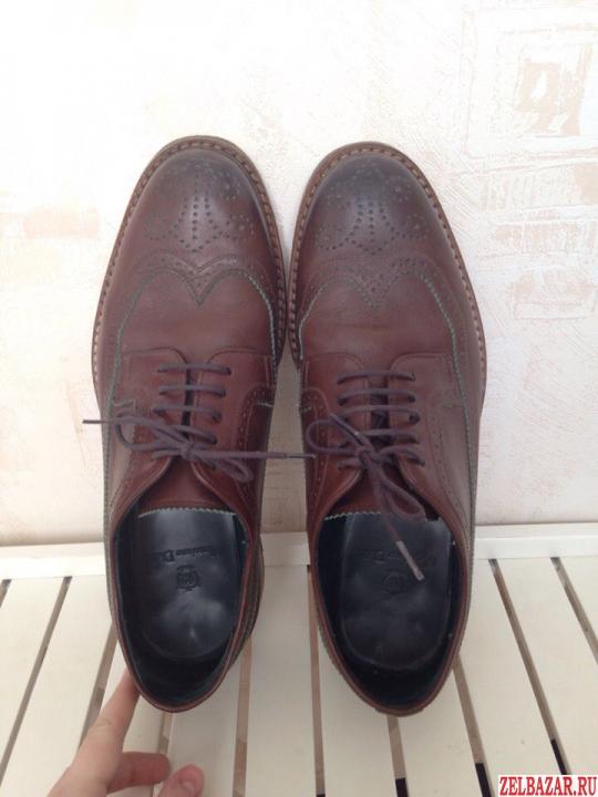 Мужские ботинки надевались 1 раз на свадьбу