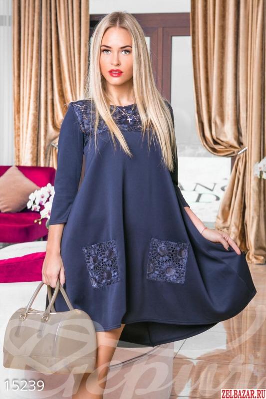 Новое платье трапеция от Gepur
