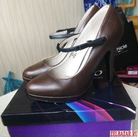 Новые туфли 38 размер