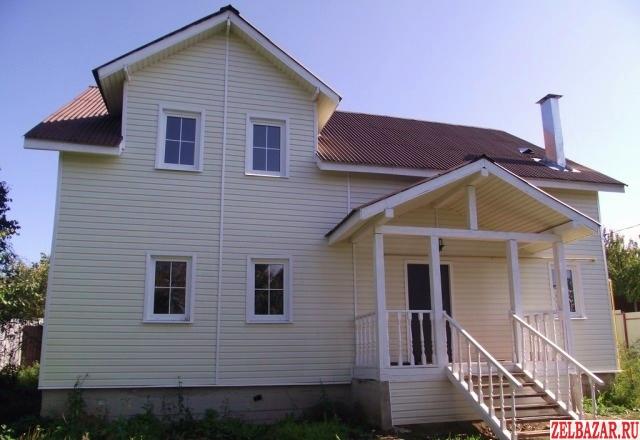 Новый дом 190 кв. м.  на участке 5 соток в поселке Икша, ул. Дубрава
