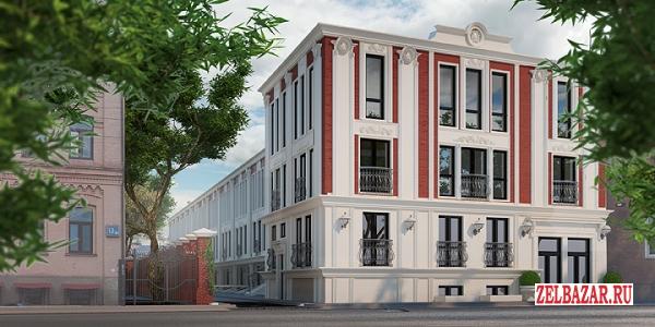 """Новый офисный комплекс """"Central Street"""""""