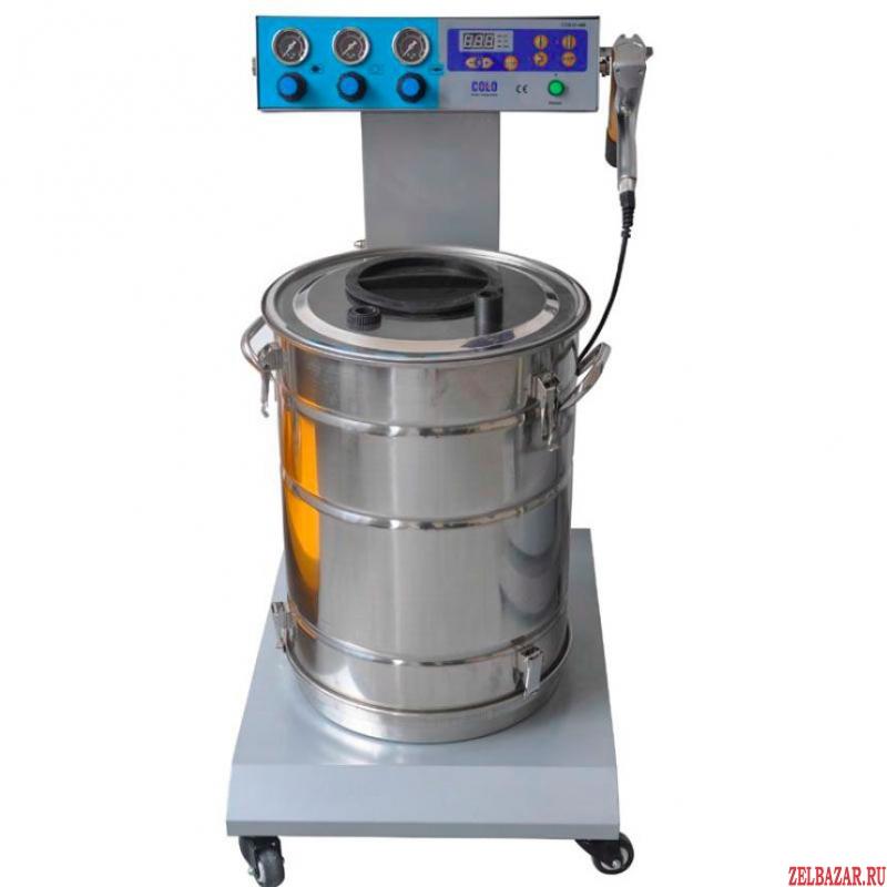 Оборудование для порошковой окраски COLO-660