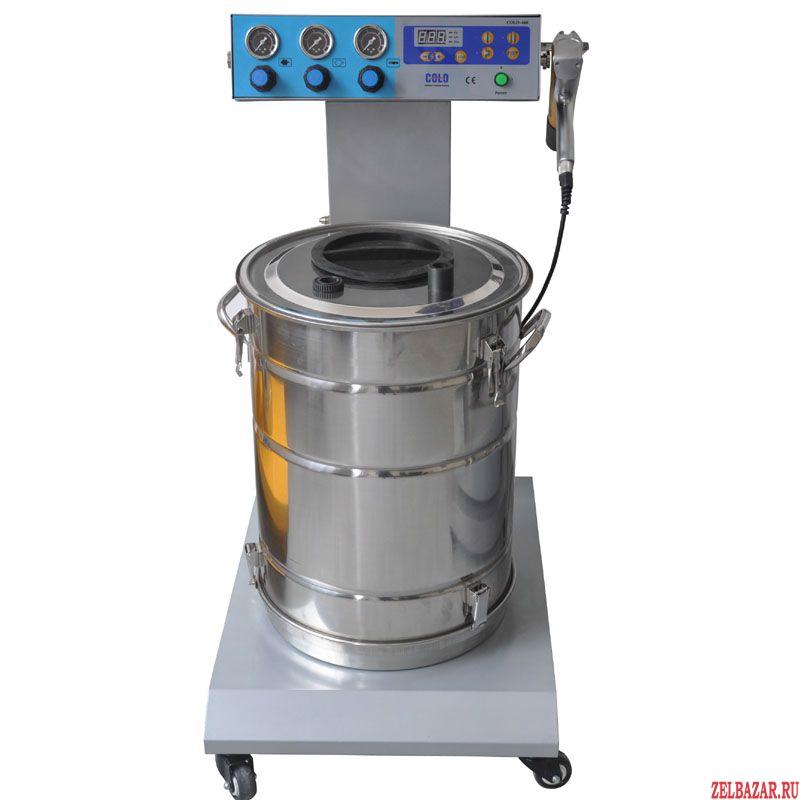 Оборудование для порошковой окраски DP-220 (EP-660) .