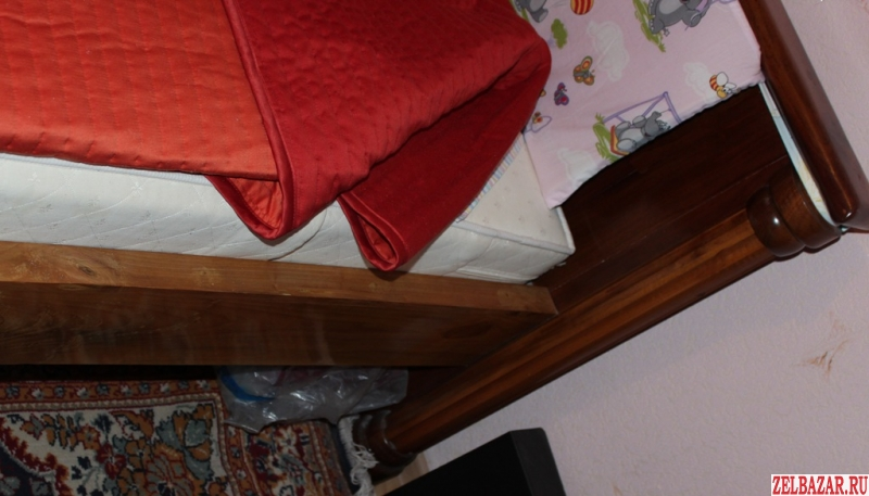 Очень прочная кровать