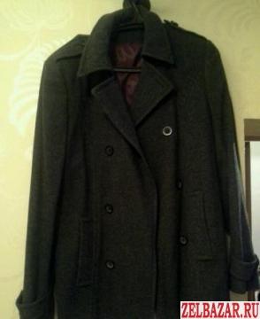 Пальто осеннее мужское
