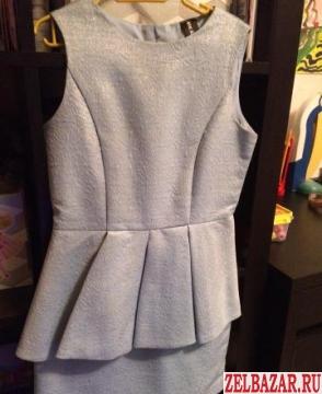 Праздничное платье для девочки 6-7 лет