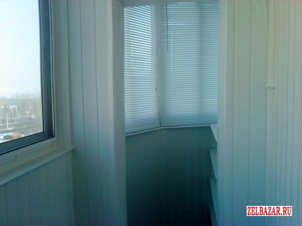 Предлагаем раздвижное остекление балконов