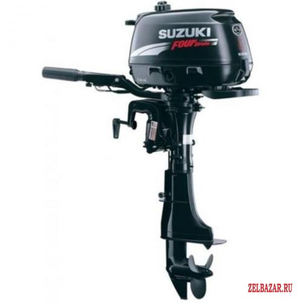 Продается новый лодочный мотор Suzuki DF4S