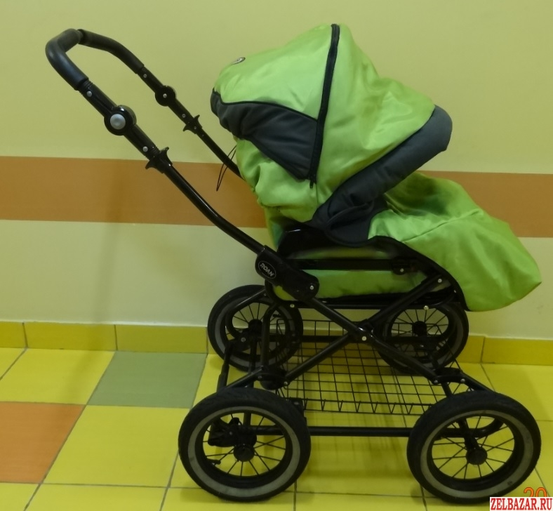 Продам детскую коляску roan Marita (2 в 1)