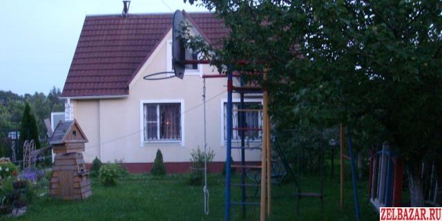 Продам дом 2-этажный дом 124 м² ( кирпич )  на участке 8 сот.  ,  28 км до город
