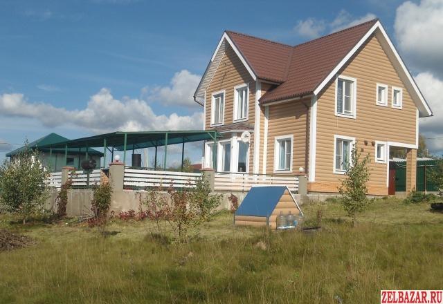 Продам дом 2-этажный дом 140 м² ( сэндвич-панели )  на участке 17 сот.  ,  16 км