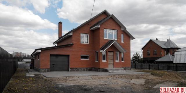 Продам дом 2-этажный дом 200 м² ( пеноблоки )  на участке 12 сот.  ,  25 км до г
