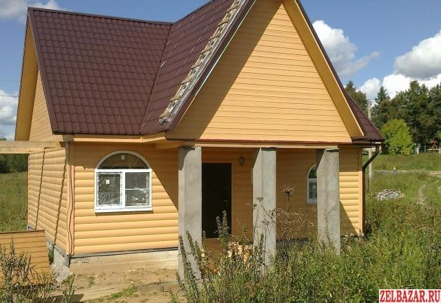 Продам дом 2-этажный дом 61. 9 м² ( экспериментальные материалы )  на участке 6.