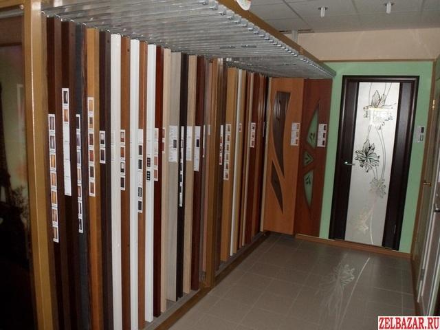 Продам два магазина дверей,   действующий бизнес в г.  Зеленоград,   Солнечногор