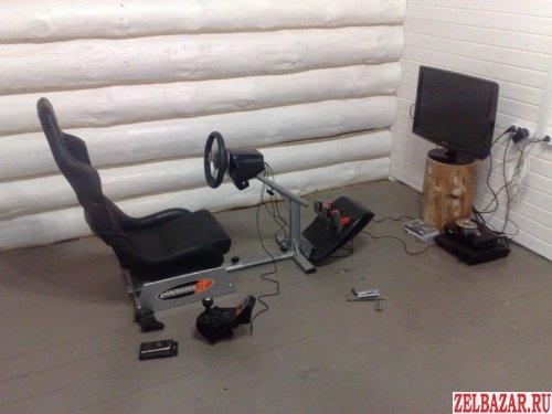 Продам Игровое кресло Playseats