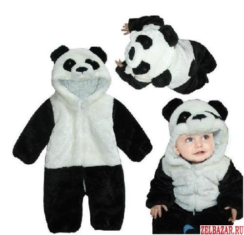 "Продам комбинезон ""Панда"""