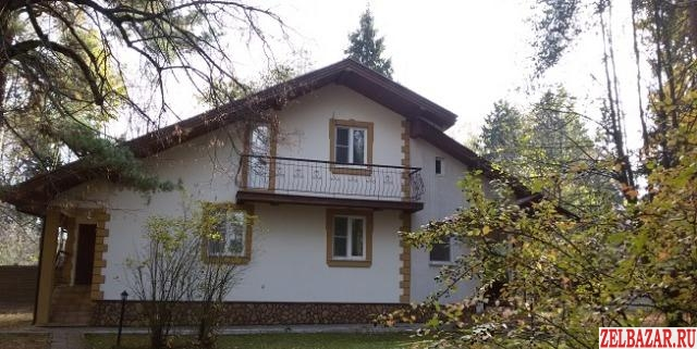Продам коттедж 2-этажный коттедж 200 м² ( кирпич )  на участке 25 сот.  ,  20 км