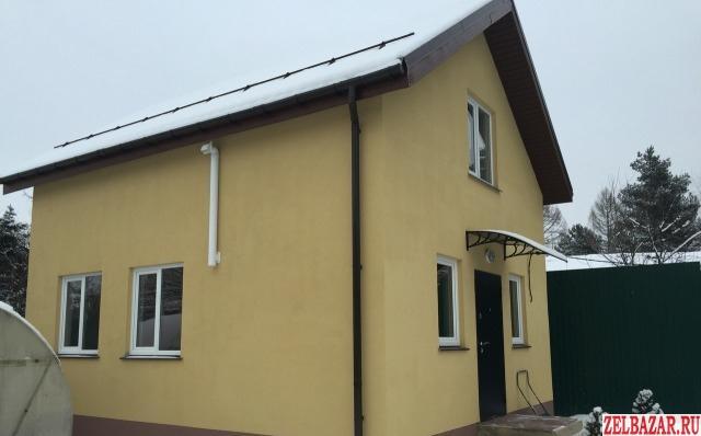 Продам коттедж 2-этажный коттедж 80 м² ( пеноблоки )  на участке 4 сот.  ,  25 к