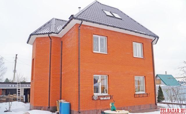 Продам коттедж 3-этажный коттедж 160 м² ( пеноблоки )  на участке 6 сот.  ,  20