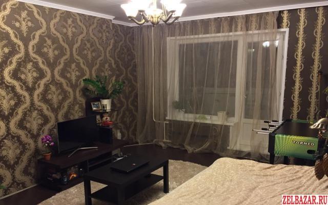 Продам квартиру 1-к квартира 34 м² на 5 этаже 9-этажного панельного дома