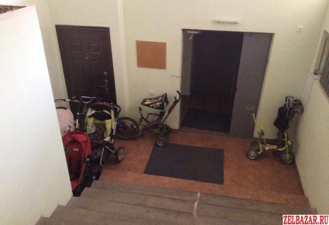 Продам квартиру 1-к квартира 38 м² на 4 этаже 9-этажного кирпичного дома